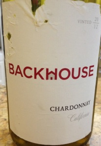 Backhouse Chard 2012