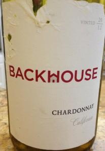 Backhouse Chard 2012