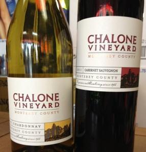 Chalone Monterey Cab & Chard